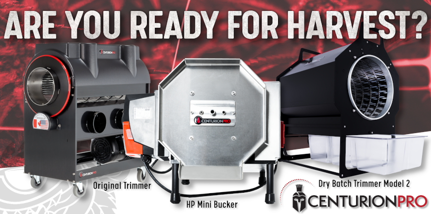Shop Centurion Pro Trimmers and Buckers