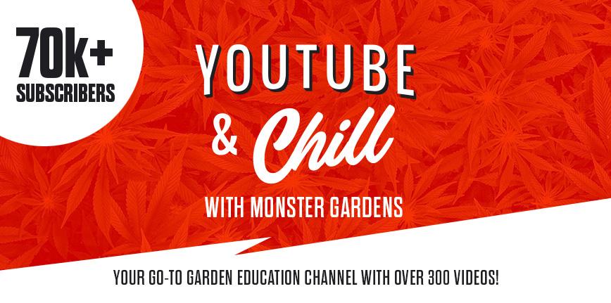Monster Gardens Youtube Channel